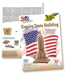 3D-Μοδελο Empire State Building 55 κομματια