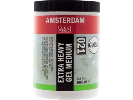 Γυαλιστερο medium AMSTERDAM extra Heavy 1000ml