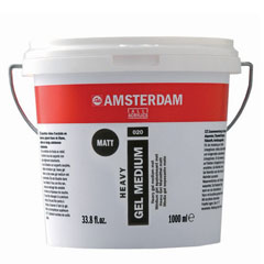 Ματ medium AMSTERDAM 1000ml