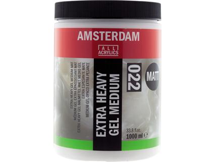 Ματ medium AMSTERDAM extra Heavy 1000ml