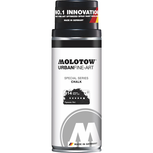 Σπρει graffiti MOLOTOW™ UFA Chalk 400 ml / Yellow